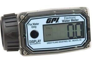 Flomec digital flow meter
