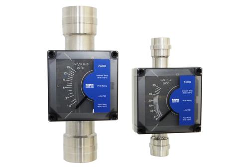 MPB F6000 Series flow meter