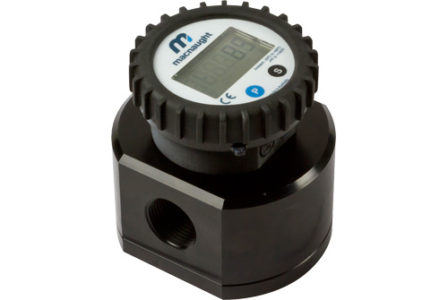 Macnaught MX LCD Flow Meter