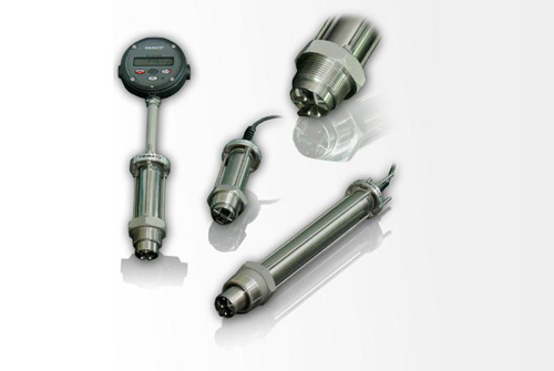 Insertion flow meters