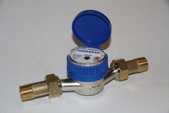 B.E.S. Water Meter