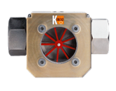 Flow Indicator with Rotor DIH