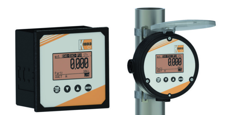 Batch Flow Meters