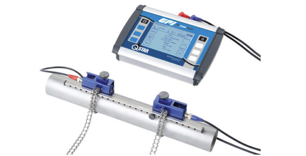 QStar Ultrasonic Flow Meter