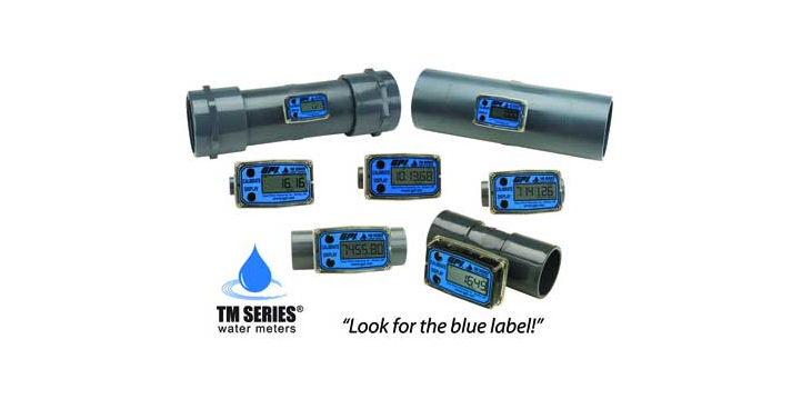 PVC Water Meters