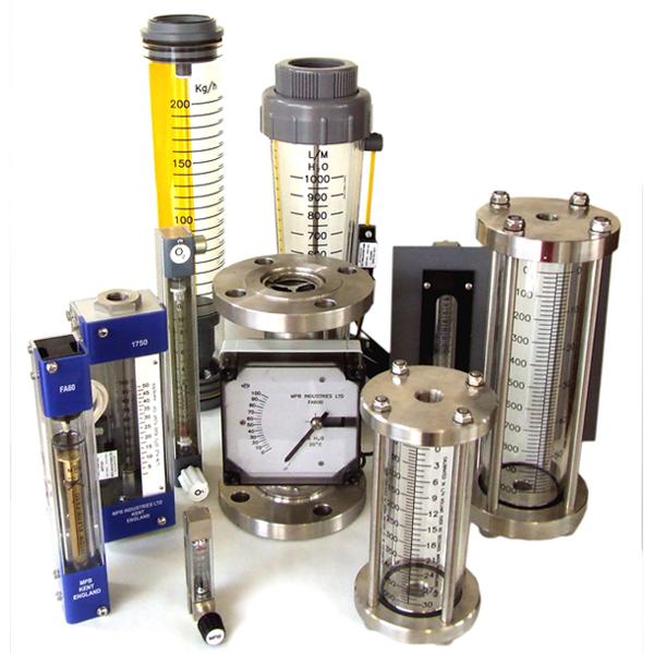 MPB VA Flowmeter Range