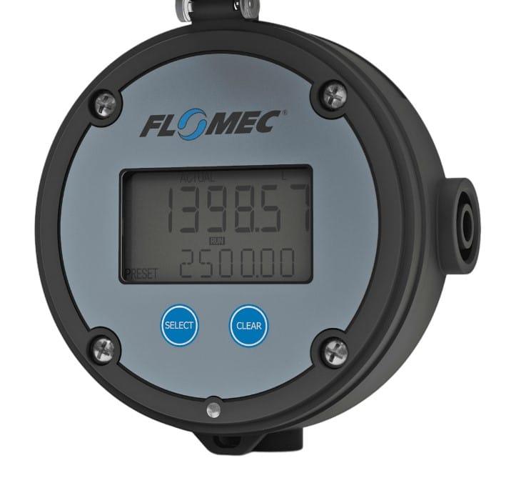EB11_Batcher flow meter