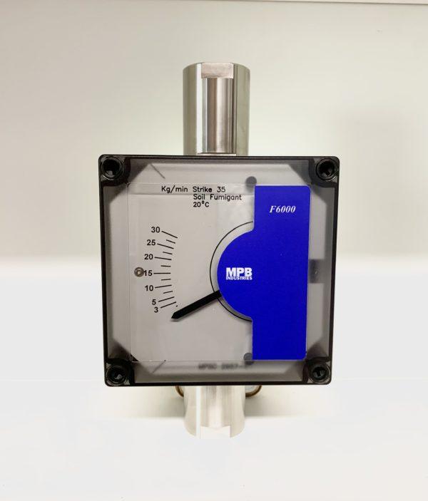 Series F6000 Meter Tube Variable Area Flowmeter