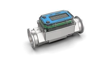 Flomec G2 Tri-Clover Precision Turbine Meter