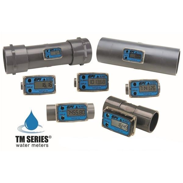 Flomec TM Series Water Meters
