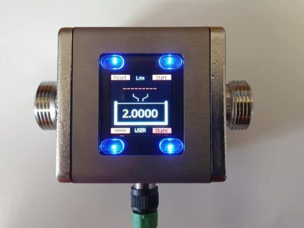 Kobold_MIM Magnetic Flow Meter