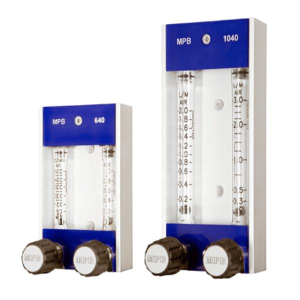 Series 640S & 1040S Dual Tube Flow Meter