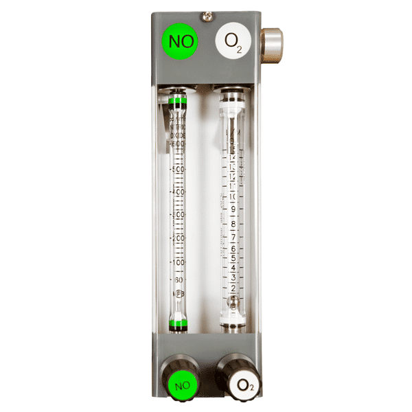 Series 1240S Dual Tube Variable Area Flow Meters