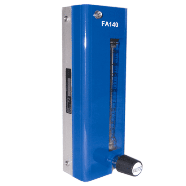 Series FA140 and FA280 Variable Area Flow Meter with Alarm