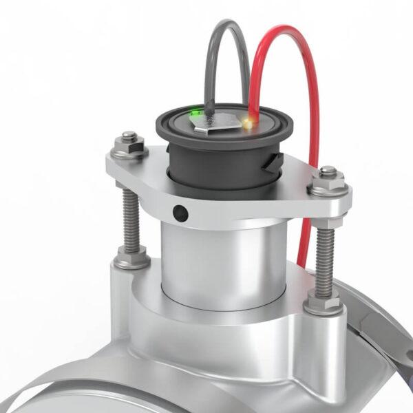 Flomec QS200 Ultrasonic Irrigation Flow Meter Saddle