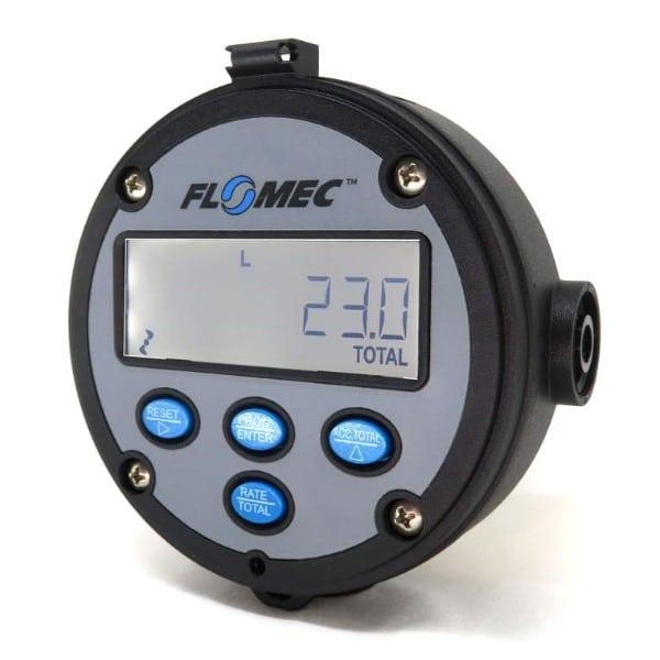 RT14_ratetotaliser digital flow meter