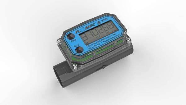 Flomec TM Series PVC Water Meters