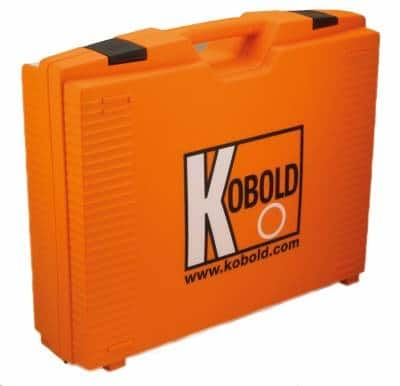 Kobold DUC Fixed and Portable Ultrasonic Clamp On Flow Meter