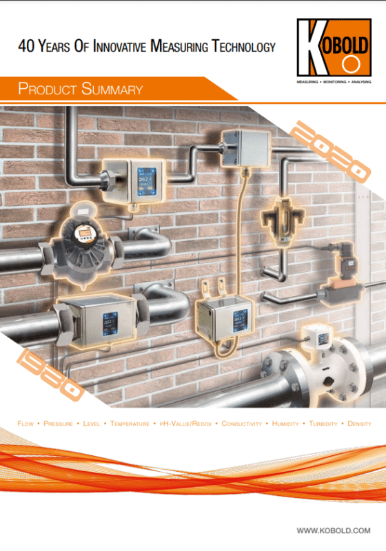 Flow Meter PDF Links and Guides